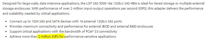 SAS 9300-16e-spec